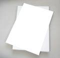 White Plain Office Paper On Gr...