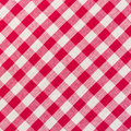 White and red checkered background close up Royalty Free Stock Photo
