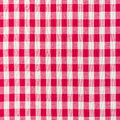 White and red checkered background close up Royalty Free Stock Photos