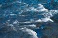 White River rapids Royalty Free Stock Photo