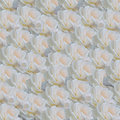White roses background floral with beautiful Royalty Free Stock Photos