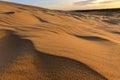 White Sand Dunes At Mui Ne
