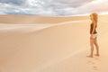 White Sand Dunes In Mui Ne, Vi...