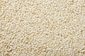 White sesame seeds Royalty Free Stock Photography