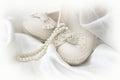 Blanco zapatos