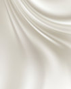 White silk backgrounds fabric for drapery abstract background Stock Photos