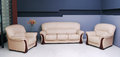 White sofa Royalty Free Stock Photo