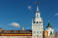 White stone kremlin izmaylovo moscow russia Royalty Free Stock Photos