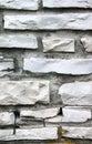 White stone tile texture brick wall Royalty Free Stock Photo