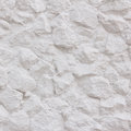 White stone wall Royalty Free Stock Photo
