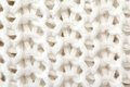 White sweater knitted texture close up Royalty Free Stock Photo
