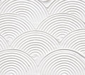 White textured acrylic painting background Stock Image