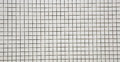 White tiles stock photo horizontal composition Royalty Free Stock Photo