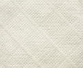White tissue paper napkin texture Royalty Free Stock Photos