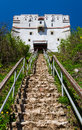 White Tower, Brasov, Transylvania Stock Photo