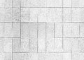 White wall with tiling seamless background texture photo Stock Image