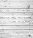 White Wood Planks Stock Photos