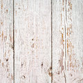 White wood texture background old wood planks painted white color Stock Image