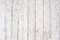 White wood texture background old wood planks painted white color Stock Photo