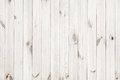White wood texture background plank pattern Royalty Free Stock Image
