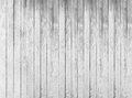 White wood texture of rough fence boards Royalty Free Stock Photo
