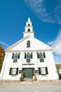 White Wooden Church, Newfane, ...