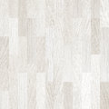 White wooden floor parquet or flooring background Stock Photography