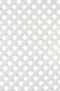 White wooden lattice background Royalty Free Stock Photo