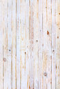 White wooden planks in the row background Stock Photography