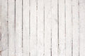 White wooden wall with old paint Royalty Free Stock Photo
