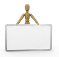 Whiteboard Royalty Free Stock Images