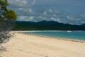 Whitehaven Beach Royalty Free Stock Photo
