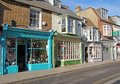 Whitstable vintage shops photo of olde worlde shoppes in the historic harbour town of in kent photo taken rd november and useful Stock Photography