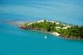Whitsunday Island Royalty Free Stock Photo