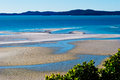 Whitsunday Island, Queensland, Australia Stock Photos