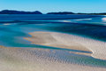 Whitsunday Island, Queensland, Australia Royalty Free Stock Images