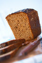 Whole grain bread. Royalty Free Stock Photos