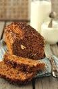 Whole-Grain Cake Loaf