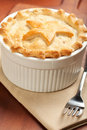 Whole Turkey Pot Pie