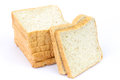 Celý pšenice chléb