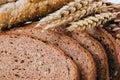 Wholegrain Bread Stock Image
