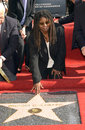 Whoopi goldberg actress on hollywood blvd where she was honored with the th star on the hollywood walk of fame today is also her Stock Images