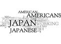 Why Are Americans Treated Differently In Japan Word Cloud