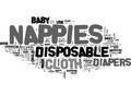 Why Are Cloth Nappies So Good For Your Baby Word Cloud