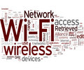 Wi-Fi - Wireless Network Royalty Free Stock Photo