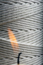 Wick cord Royalty Free Stock Photo