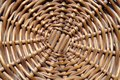 Wicker background Stock Photo