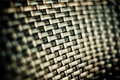 Wicker Chair Detail Royalty Free Stock Photo
