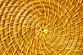 Wicker Circle Royalty Free Stock Photos