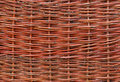 Wicker a fence Stock Photography
